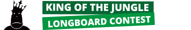 King of the Jungle Longboard Contest 2015